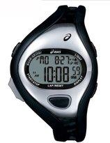 "Asics Unisex CQAR0501 ""Entry"" Running Watch with Black Band"
