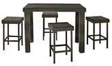 Crosley Palm Harbor Dining Set (5 PC)