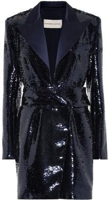 Alexandre Vauthier Sequined minidress