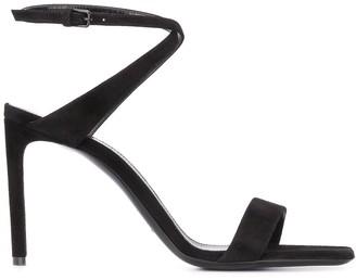Saint Laurent 100 Stiletto Sandals