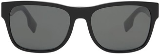 Burberry Square-Frame Sunglasses