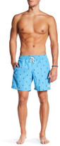 Trunks San O Embroidered Swim Trunk