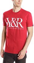 Young & Reckless Men's Core Logo T-Shirt