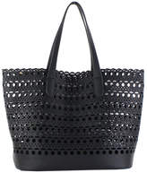 Street Level Perforated Large Tote