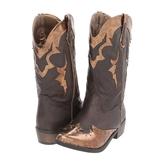 Steve Madden Girls' Giddyup Cowboy Boots