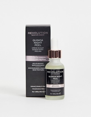 Revolution Skincare Gentle Quinoa Night Peel Serum