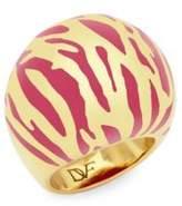 Diane von Furstenberg Patterned Ring