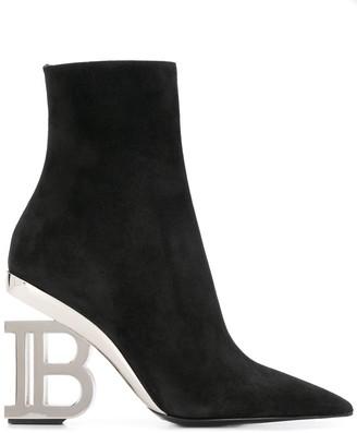 Balmain Nicole ankle boots