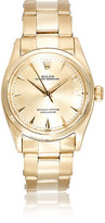 Vintage Watch Women's Vintage Oyster Perpetual Midsize Watch-GOLD