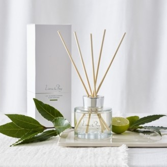 The White Company Lime & Bay Diffuser, No Colour, One Size