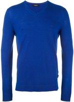 Calvin Klein Jeans 'Sanderson' v-neck jumper