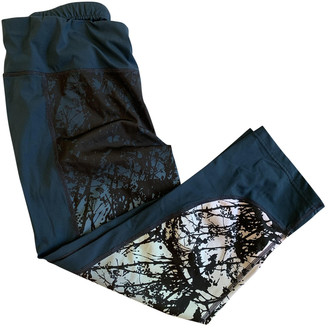 Sweaty Betty Multicolour Synthetic Trousers