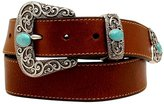 Ariat Western Belt Womens Stones Cutouts Crystals L A1521202