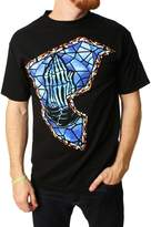 Famous Stars & Straps Men's Stained BOH Graphic T-Shirt-arge