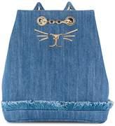 Charlotte Olympia petite Feline backpack