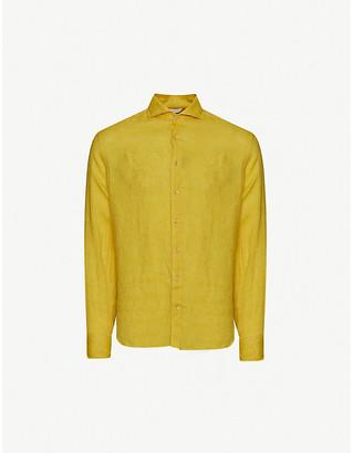 Stenstroms Regular-fit linen shirt