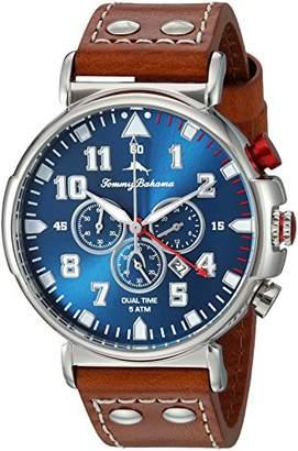 Tommy Bahama Men's TB00001-01 Analog Display Quartz Brown Watch