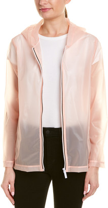 Urban Republic Transparent Vinyl Rain Jacket