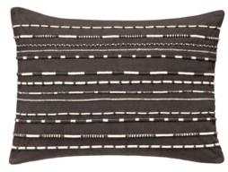 Splendid Applied Cord Decorative Pillow Bedding