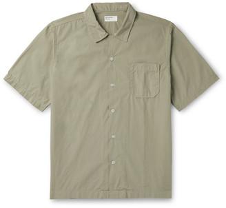 Universal Works Cotton-Poplin Shirt