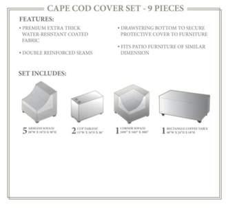 tk.TAKEO KIKUCHI Classics Cape Cod Winter 9 Piece Cover Set Classics