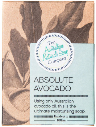 The Australian Natural Soap Company Absolute Avocado