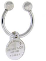 Tiffany & Co. Sterling Silver Key Chain Pendant/Key Ring