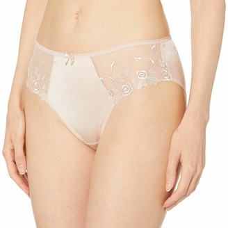 Fantasie Women's Belle Coordinating Brief with Floral Embroidery