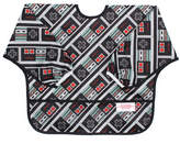 Bumkins NES Controller Sleeved Bib