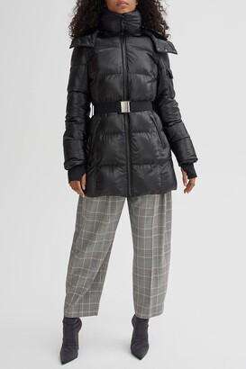 Noize Becka Hooded Puffer Coat