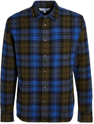 Corridor Big Energy Blackwatch Plaid Shirt