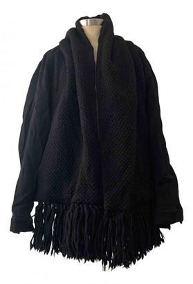 Bless Black Wool Coats