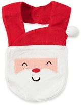 Carter's Santa Face Bib