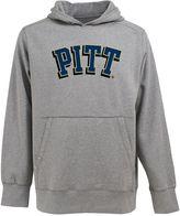 Antigua Men's Pittsburgh Panthers Signature Fleece Hoodie
