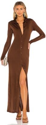 L'Academie Xander Maxi Dress