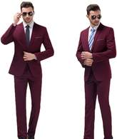 Love To Dress Love Dress Wedding Suits for Groom Tuxedos for Men Jacket Pant XL