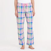 Ralph Lauren Plaid Cotton Pajama Pant