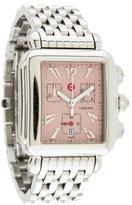 Michele Urban Chronograph Watch