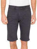 R & E RE: Raw Hem Shorts
