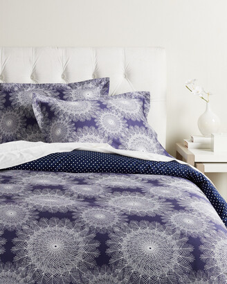 Superior Casey 100% Cotton Duvet Cover Set