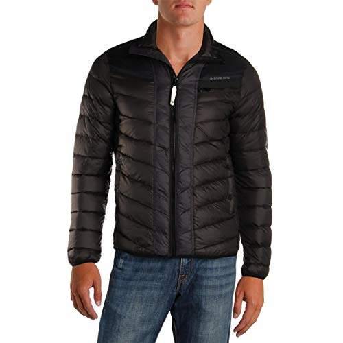 8b73a1eaf Men's Attacc Down Color Block Jacket