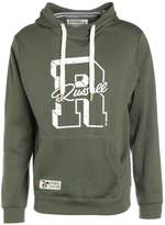 Russell Athletic Hoodie deep lichen green