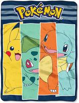 Asstd National Brand Pokemon Throw