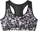 Joe Fresh Women's Pull-on Active Bra, JF Black (Size XS)
