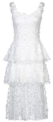 SWEET SECRETS 3/4 length dress
