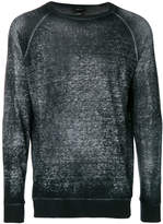 Avant Toi faded sweater