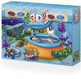 Bestway Splash and Play 3D Adventure Paddling Pool - Red
