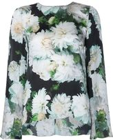 ADAM by Adam Lippes floral print blouse