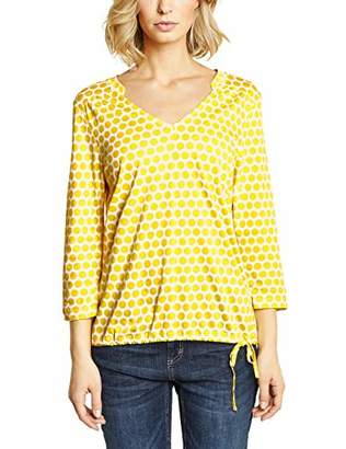 Street One Women's 313284 Longsleeve T-Shirt, (Size: )