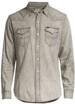 Polo Ralph Lauren Western Denim Sport Shirt